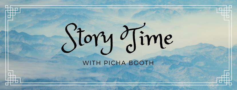Story Time with Picha Booth