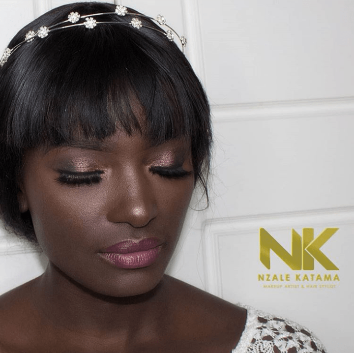 Guest Blogger: Make-up artist Nzale Katama