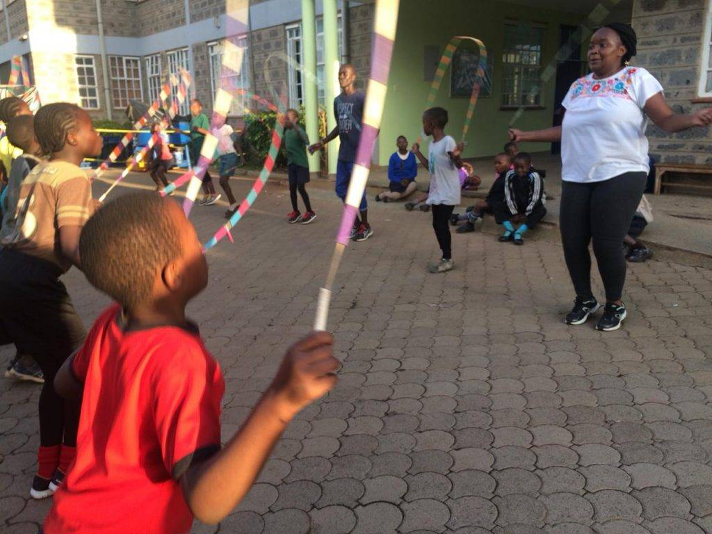 Jump Rope Association of Kenya