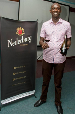 Let's Talk About Wine Babe with Wine Master Kelvin Wanjira