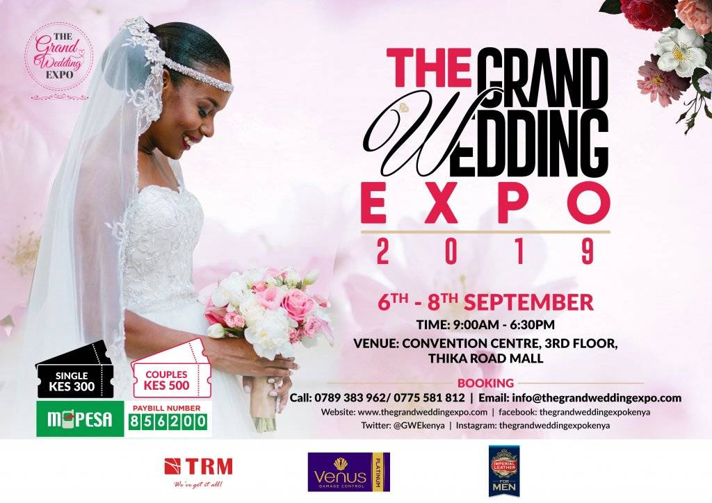 The Grand Wedding Expo Kenya 2019